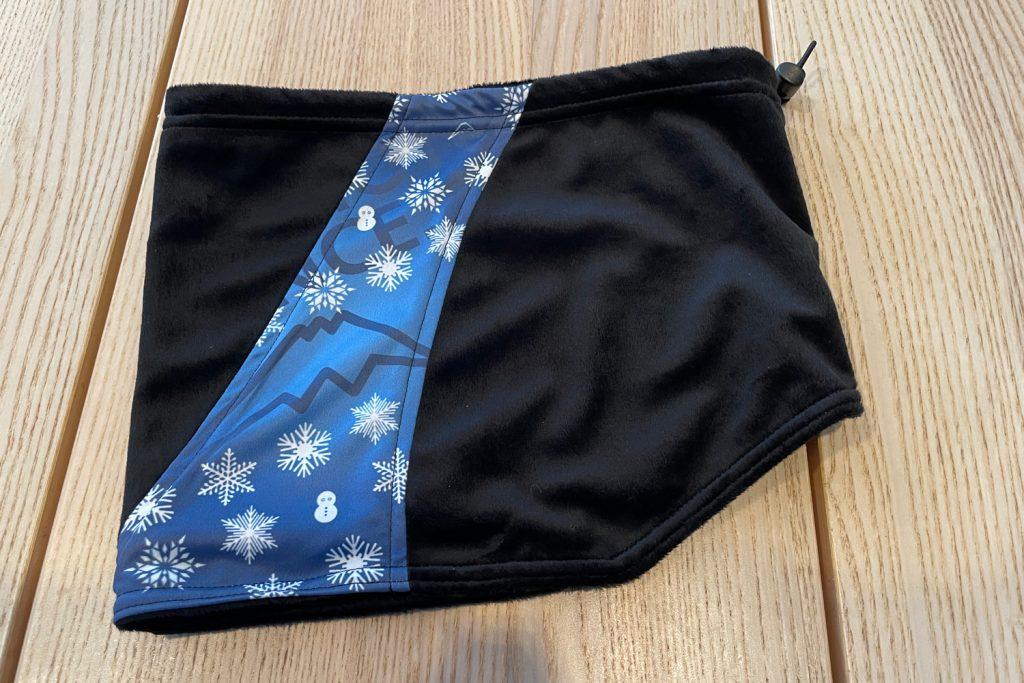 ブルーが好きなので冬っぽいデザインのこちらをチョイス♪