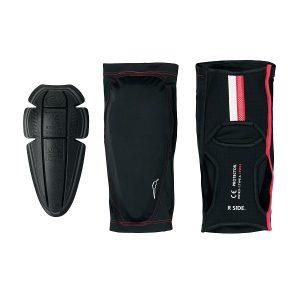 脚に直接装着するタイプの膝プロテクター K-4365 CEアクティブニープロテクター