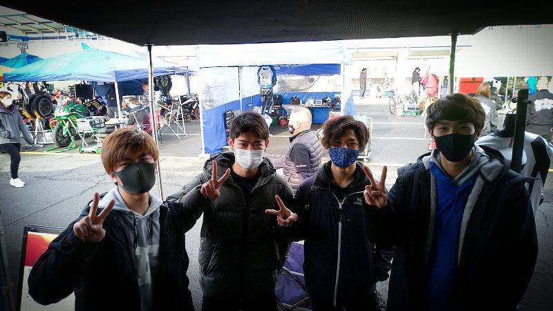 次世代を担う日本人若手レーシングライダー 阿部真生騎、阿部恵斗、青田魁選手