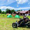 Can-Am Rykerで初めてのキャンプツーリング!(レディースMOTOキャンプウィークエンド)